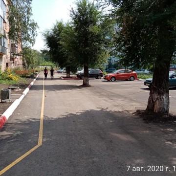 Изображение объекта Благоустройство придомовой территории ул. Сеченова, д. 21