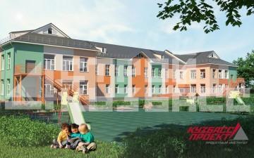 Изображение объекта Детский сад на 140 мест, г.Полысаево