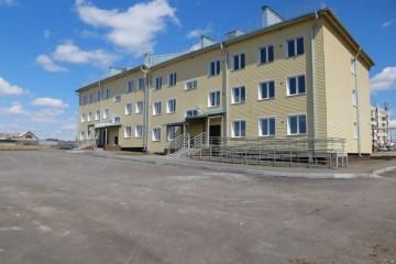 Изображение объекта Многоквартирный жилой дом п. Звездный, ул. Школьная, севернее жилого дома № 6