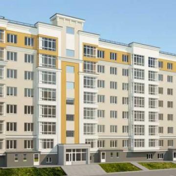 Изображение объекта Жилой дом № 19, корпус 3, микрорайон № 2, жилой район Лесная Поляна