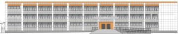 Изображение объекта  МБОУ «Средняя общеобразовательная школа №32» (капитальный ремонт)