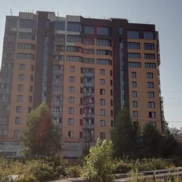 Изображение объекта Жилой дом по ул.Пирогова, 1, пгт.Шерегеш