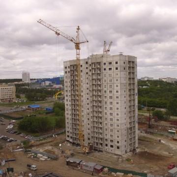 Изображение объекта Жилой дом в Центральном районе по ул. Терешковой,16г