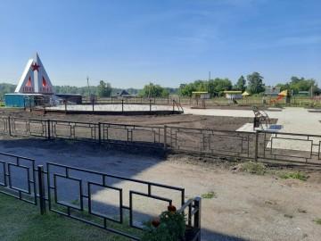 Изображение объекта Благоустройство места массового отдыха населения (текущий ремонт)