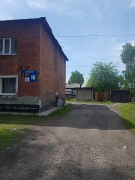Изображение объекта Капитальный ремонт дворовой территории по ул.Кадровая, д.16