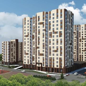 Изображение объекта Жилой дом № 8 в микрорайоне №52 Заводского района