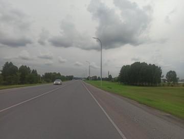 Изображение объекта Автодорога ул.Аэродромная г.Белово
