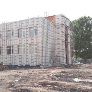 Изображение объекта Строительство дополнительного 2-х этажного блока начальной школы на 300 мест к МБОУ Лицей № 89,  г. Кемерово, Рудничный район ул. Ю. Смирнова, д. 18 а