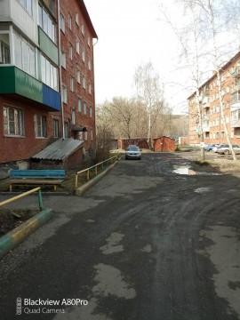 Изображение объекта Благоустройство придомовой территории ул. В. Соломиной, 32