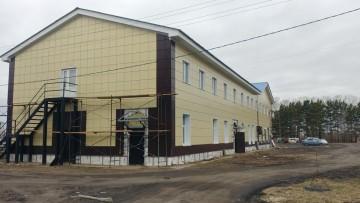Изображение объекта Капитальный ремонт административного отделения объекта: «ГБУЗ КО «Мариинская городская больница»