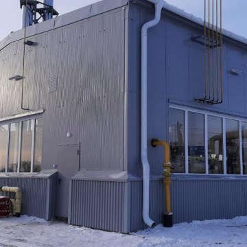 Изображение объекта Строительство газовой котельной для теплоснабжения п. Металлургов