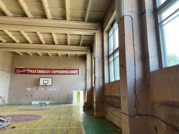 Изображение объекта Спортивный зал в п. Раздольный (капитальный ремонт), Гурьевский муниципальный округ