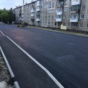 Изображение объекта Дворовая территория по адресу: г. Березовский, ул. 8 марта, 8