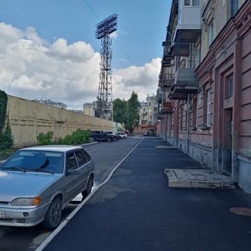 Изображение объекта Благоустройство придомовой территории ул. Ушинского, 7