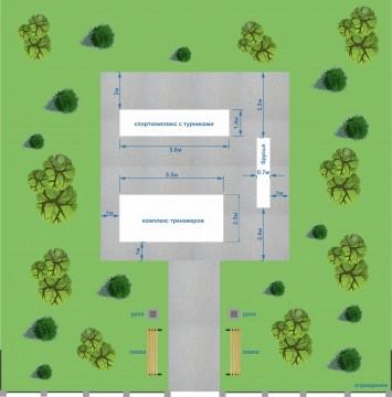 Изображение объекта Молодежный парк в г. Салаире