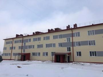 Изображение объекта Многоквартирный жилой дом по адресу: г. Мариинск, ул. Юбилейная, 28а
