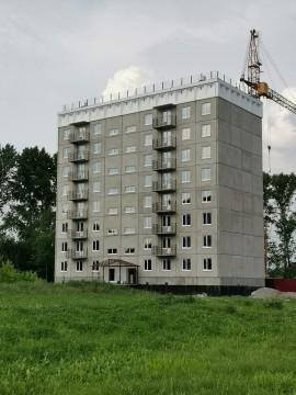 Изображение объекта 8-этажный жилой дом, 18-ый квартал, д. 18
