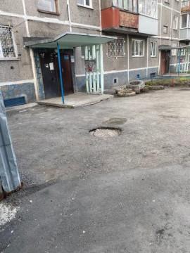 Изображение объекта Благоустройство придомовой территории ул. Покрышкина, д. 27