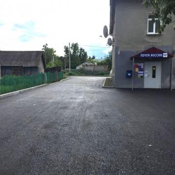Изображение объекта Дворовая территория по адресу: г. Березовский, ул. Вахрушева, 13
