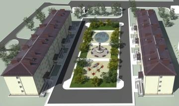 Изображение объекта Многоквартирный жилой дом д. Береговая, ул. Строительная, 7Е