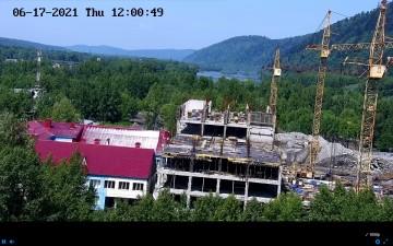 Изображение объекта Комплекс городской многопрофильной больницы г. Междуреченск
