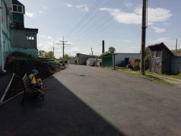 Изображение объекта Благоустройство придомовой территории по адресу: пгт Темиртау, ул. Центральная, д.11