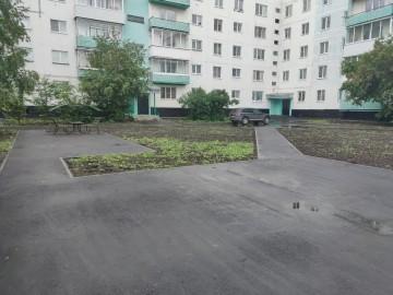 Изображение объекта Дворовая территория дома № 4 по ул. Ленина в г. Гурьевске (благоустройство)