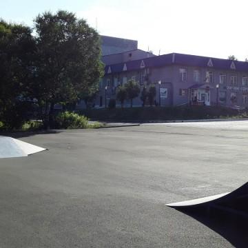 Изображение объекта Велороллерная спортивная площадка