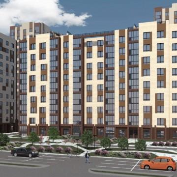 Изображение объекта Жилой дом  № 11 в микрорайоне № 52 Заводского района