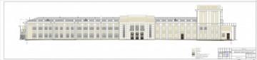 Изображение объекта Здание МАУ «Городской Дворец культуры» (реставрация), г. Гурьевск