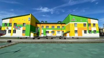 Изображение объекта Детский сад на 140 мест, г. Осинники