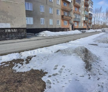 Изображение объекта Дворовая территория дома №8 по ул.Чапаева в г.Гурьевске (благоустройство)
