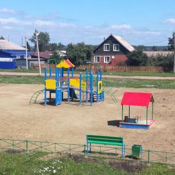 Изображение объекта Детская спортивно - игровая площадка