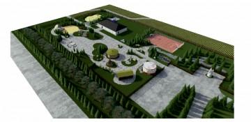 Изображение объекта Этническая площадка в д. Шанда