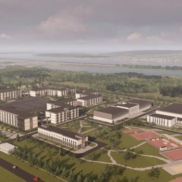 Изображение объекта Кемеровское Президентское кадетское училище (II этап), г.Кемерово