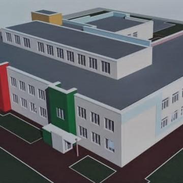 Изображение объекта Детский сад на 200 мест с бассейном в микрорайоне № 14 Заводского района