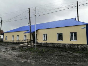 Изображение объекта Реконструкция одноэтажного нежилого здания общежития кирпичного под МКД г. Топки, ул.Зои Космодемьянской, дом 13