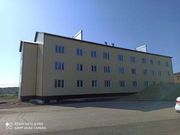 Изображение объекта Многоквартирный дом по ул. Советская, 234б