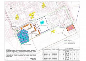 Изображение объекта Перспективная площадка под строительство 6 Жилых домов в 4-м микрорайоне г.Юрги