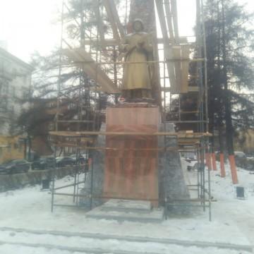 Изображение объекта Реконструкция Мемориального комплекса Аллеи Героев Советского союза- прокопчан