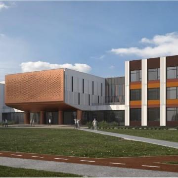 Изображение объекта Школа на 550 учащихся, г.Юрга