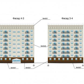 Изображение объекта Строительство жилого дома п. Чистогорский, 47