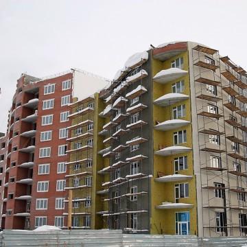 Изображение объекта Ленинский район, микрорайон № 68, жилой дом № 15, корпус 2