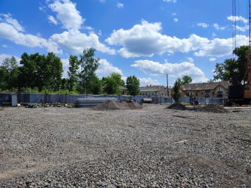 Изображение объекта Жилой дом из 2 блок-секций в районе ул. Дзержинского, д.26, д.24  2 этап