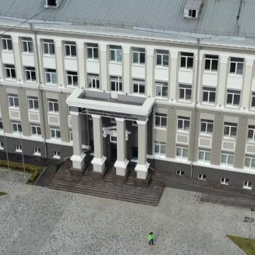 Изображение объекта Новокузнецкий строительный техникум, г. Новокузнецк