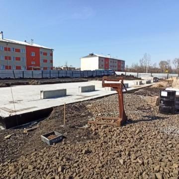Изображение объекта Многоквартирный дом по ул.Днепровская, 1а, г.Ленинск-Кузнецкий