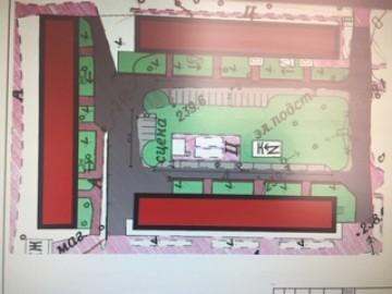 Изображение объекта Благоустройство дворовой территории(капитальный ремонт)  многоквартирного жилого дома
