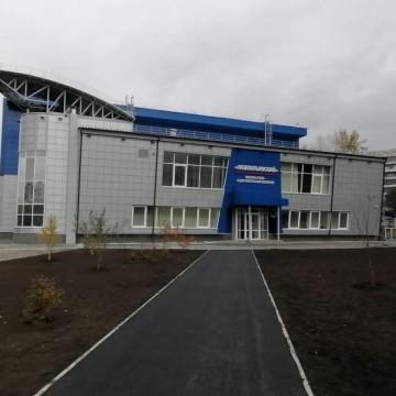 Изображение объекта Физкультурно-оздоровительный комплекс с универсальным игровым залом 36х18 в г. Новокузнецк
